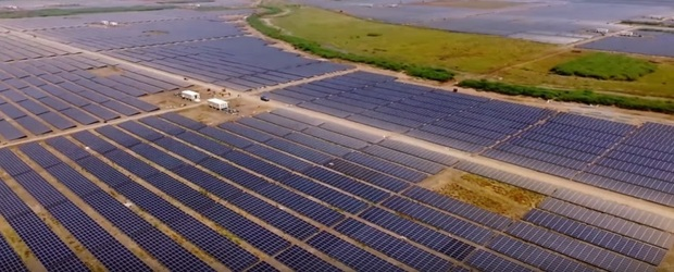 kamuthi solar plant