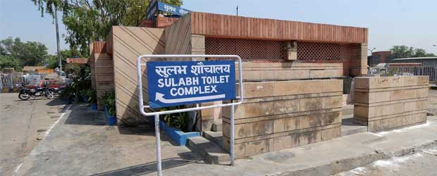 Bhopal embraces smart restroom