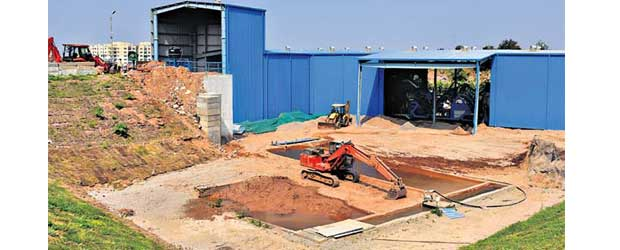 Hyderabads new recycling plant