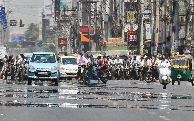 MG Road, Vijayawada