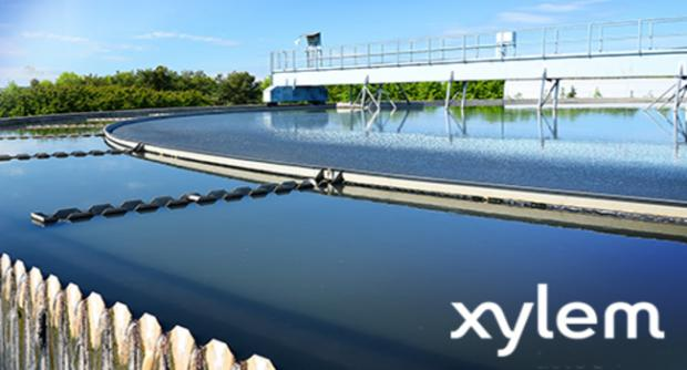 Xylem Sewage treatment plant