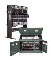 S&C's submersible switchgear