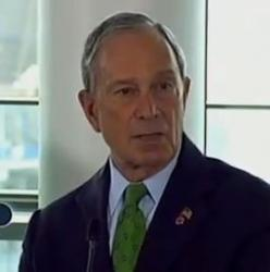 Mayor Bloomberg issues Mayors Challenge