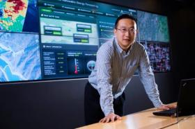 Dr. Jin Dong leads the Green Horizon initiative for IBM.